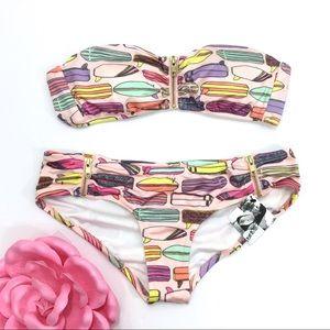 Victoria's Secret |Surfboard Design 2 Piece Bikini